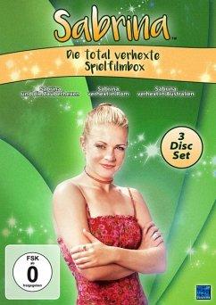 Sabrina - Die total verhexte Spielfilmbox (3 Di...