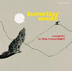 Moanin' In The Moonlight+4 Bonus Tracks (180g - Howlin' Wolf