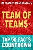 Team of Teams: Top 50 Facts Countdown (eBook, ePUB)