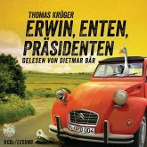 Erwin, Enten, Präsidenten / Erwin, Lothar & Lisbeth Bd.4 (8 Audio-CDs)
