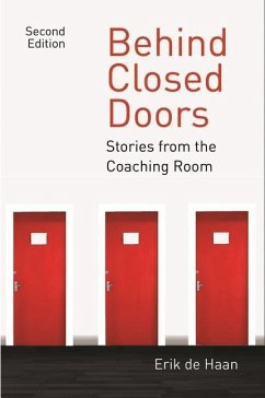 Behind Closed Doors: Stories from the Coaching Room - De Haan, Erik