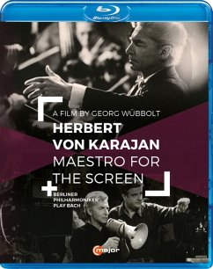 Maestro For The Screen - Karajan,Herbert Von/+