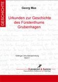 Urkundenbuch zur Geschichte des Fürstenthums Grubenhagen (eBook, PDF)
