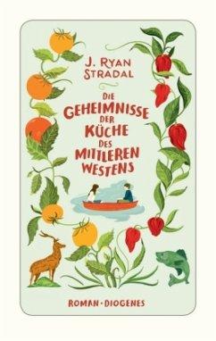 Die Geheimnisse der Küche des Mittleren Westens (Restexemplar) - Stradal, J. Ryan