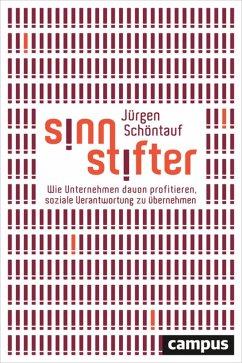 Sinnstifter (eBook, ePUB) - Schöntauf, Jürgen