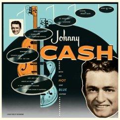 With His Hot And Blue Guitar+2 Bonus Tracks (180g Vinyl) - Cash,Johnny