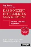 Das Konzept Integriertes Management (eBook, ePUB)