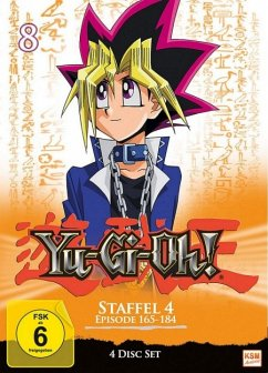 Yu-Gi-Oh! Staffel 4.2 - Folge 165-184 DVD-Box