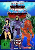 He-Man and the Masters of the Universe - Season 2/Vol. 2 DVD-Box