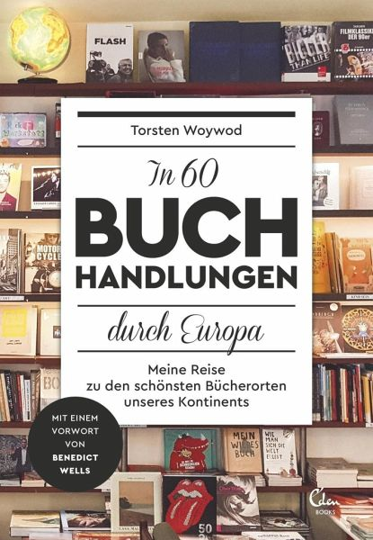 in 60 buchhandlungen durch europa-torsten woywood
