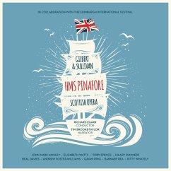 Hms Pinafore - Ainsley/Watts/Brooke-Taylor/Egarr/Scottish Opera