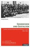 Gehorchen und Gestalten (eBook, PDF)