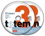 2 Audio-CDs zum Kursbuch / totem - Ausgabe für den deutschsprachigen Raum Bd.3