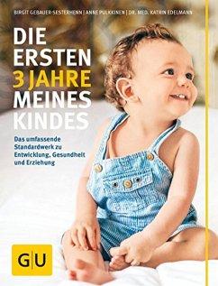 Die ersten 3 Jahre meines Kindes (eBook, ePUB) - Gebauer-Sesterhenn, Birgit; Pulkkinen, Anne; Edelmann, Katrin