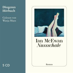 Nussschale, 4 Audio-CDs - McEwan, Ian