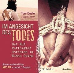 Im Angesicht des Todes, 1 MP3-CD - Doyle, Tom; Webster, Greg