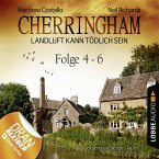 Cherringham - Landluft kann tödlich sein, Sammelband 2: Folge 4-6 (MP3-Download)