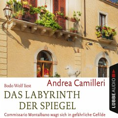 Das Labyrinth der Spiegel / Commissario Montalbano Bd.18 (MP3-Download) - Camilleri, Andrea