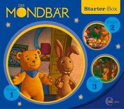 Der Mondbär - Starter-Box, 3 Audio-CD