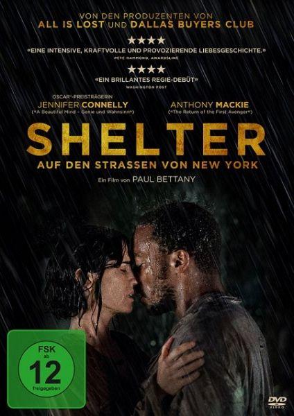 shelter auf den straГџen von new york