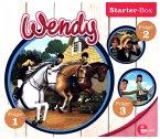 Wendy - Starter-Box, 3 Audio-CD