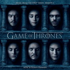 Game Of Thrones (Music From The Hbo Series-Vol.6) - Djawadi,Ramin