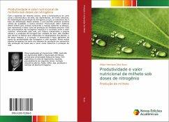Produtividade e valor nutricional de milheto sob doses de nitrogênio