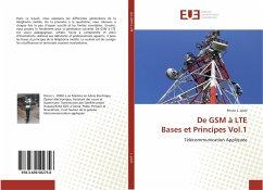 De GSM à LTE Bases et Principes Vol.1 - Joshi, Prince L.