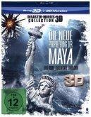 Die neue Prophezeiung der Maya 3D, 1 Blu-ray