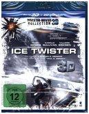 Ice Twister 3D, 1 Blu-ray