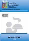 Ernährung bei Akute Gastritis (eBook, ePUB)