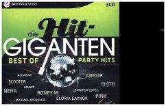 Die Hit Giganten Best Of Party - Diverse