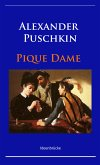 Pique Dame (eBook, ePUB)