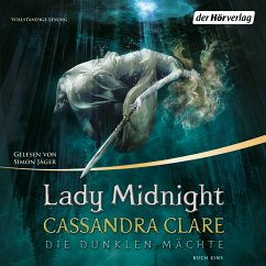 Lady Midnight / Die dunklen Mächte Bd.1 (MP3-Download) - Clare, Cassandra