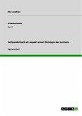Verbundenheit als Aspekt einer Ökologie des Lernens (eBook, PDF)