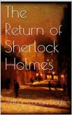 The Return of Sherlock Holmes (eBook, ePUB)