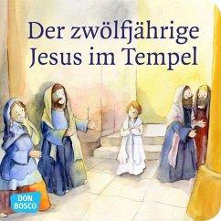 Der zwölfjährige Jesus im Tempel