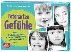 Fotokarten Gefühle - Boetius, Jeanette;Irmler, Sandra