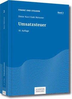 Umsatzsteuer - Kurz, Dieter; Meissner, Gabi