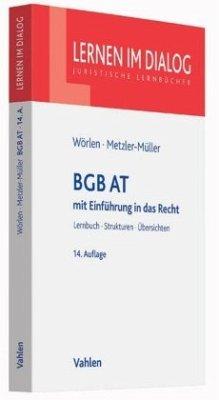 BGB AT - Wörlen, Rainer; Metzler-Müller, Karin