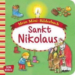 Mein Mini-Bilderbuch: Sankt Nikolaus - Hebert, Esther; Rensmann, Gesa