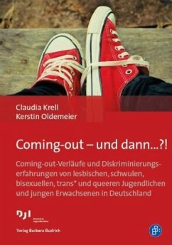 Coming-out - und dann...?! - Krell, Claudia;Oldemeier, Kerstin