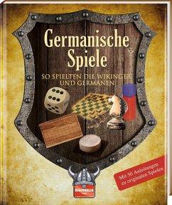Germanische Spiele - Muhr, Gisela