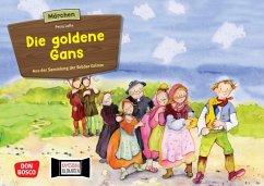 Die goldene Gans - Grimm, Brüder