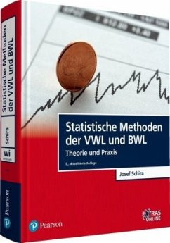 Statistische Methoden der VWL und BWL - Schira, Josef