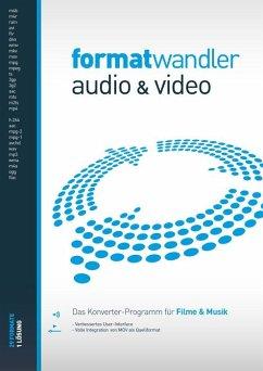 Formatwandler Audio & Video - Das Konverter-Pro...