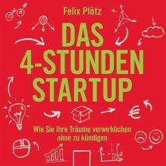 9783844914665 - Plötz, Felix: Das 4-Stunden-Startup (MP3-Download) - Buch
