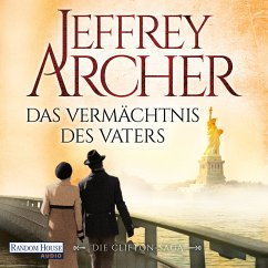 Das Vermächtnis des Vaters / Clifton-Saga Bd.2 (MP3-Download) - Archer, Jeffrey