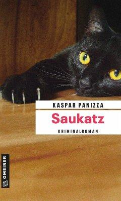 Saukatz / Frau Merkel Bd.1 (eBook, PDF) - Panizza, Kaspar
