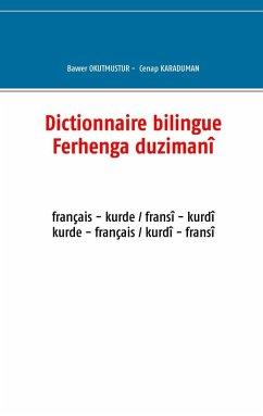 Dictionnaire bilingue français - kurde (eBook, ePUB)